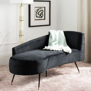 Find the perfect Sheena Settee Chaise Lounge by Mercer41 Reviews (2019) & Buyer's Guide