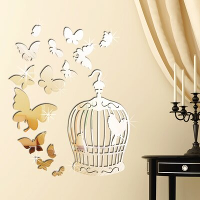 Bird Mirror Wayfair