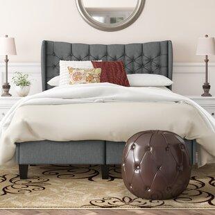 Anatole Upholstered Storage Platform Bed by Red Barrel Studio