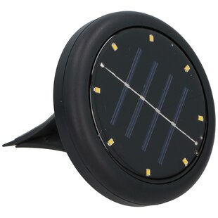 Denfield 4 Light LED Well Light By Sol 72 Outdoor