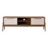 Volney TV Stand for TVs up to 70 by Wrought Studio™
