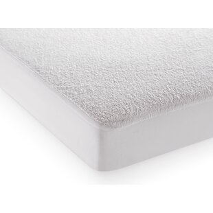 Comfort Terry and Breathable Crib Hypoallergenic and Waterproof Mattress Cover (Set of 2)