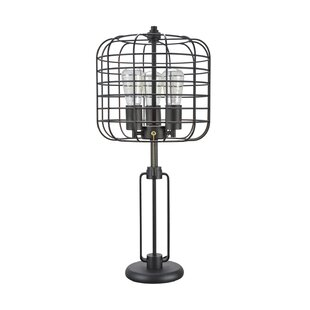 Wire Cage Lamp Wayfair