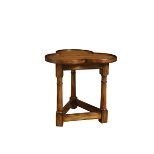 Manor Born Furnishings Cloverleaf Tray Table