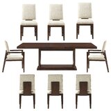 Parnell 9 - Piece Extendable Dining Set by Corrigan Studio®