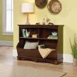 Mouton 33.47 H x 43.15 W Standard Bookcase by Beachcrest Home