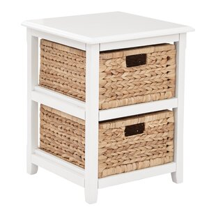 Reviews Kyoko 2 Drawer Storage Chest By Beachcrest Home