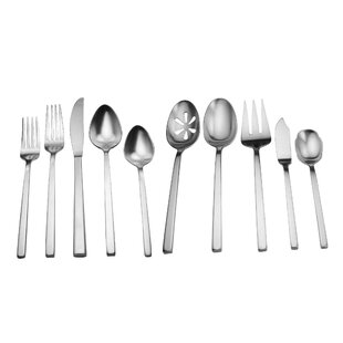 Splendide Galway 45 Piece Flatware Set, Service for 8