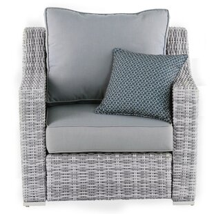 Vallauris Armchair with Cushion