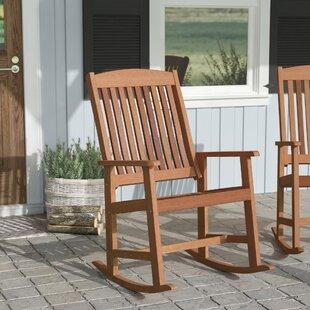 Hallett Rocking Chair by August Grove