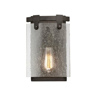 Williston Forge Baggett 1-Light Bath Sconce