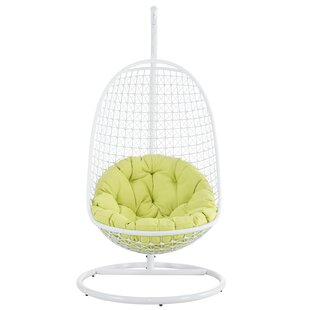 Modway Encounter Swing Chair w..