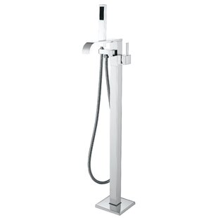 ANZZI Angel Double Handle Floor Mounted C..