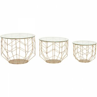 Metal wire side table wayfair wire grid side tables greentooth Choice Image