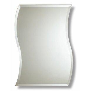 Clearance Proctor Wave Bathroom/Vanity Mirror ByOrren Ellis