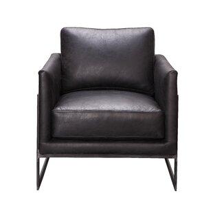 Mori Club Chair by Williston Forge