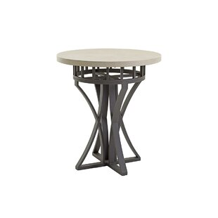 Tommy Bahama Outdoor Cypress Point Ocean Terrace Hi-Low Aluminium Bistro Table