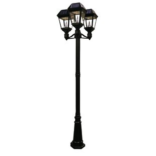 Online Reviews Imperial II 21-Light LED 95Post Light By Gama Sonic