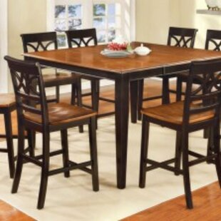 Royst 7 Piece Solid Wood Dining Set