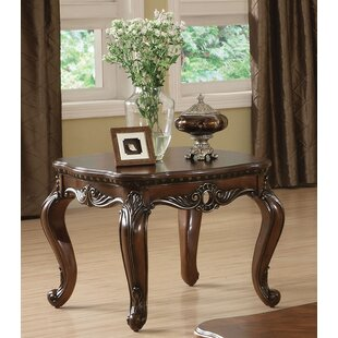 Remington End Table by A&J Homes Studio Amazing