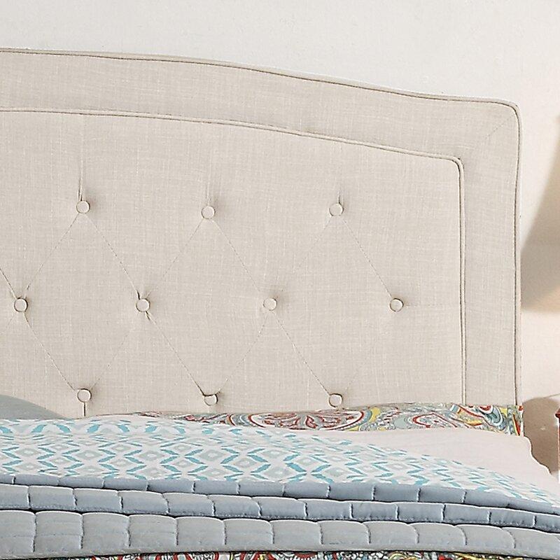Tête de lit tapissier à panneau Fredon