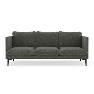 Scheller Twilled Weave Sofa by Orren Ellis