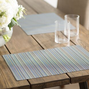 Margert Mesh Placemat (Set of 5) by Zipcode Design