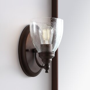 Winkfield 1-Light Armed Sconce by Red Barrel Studio