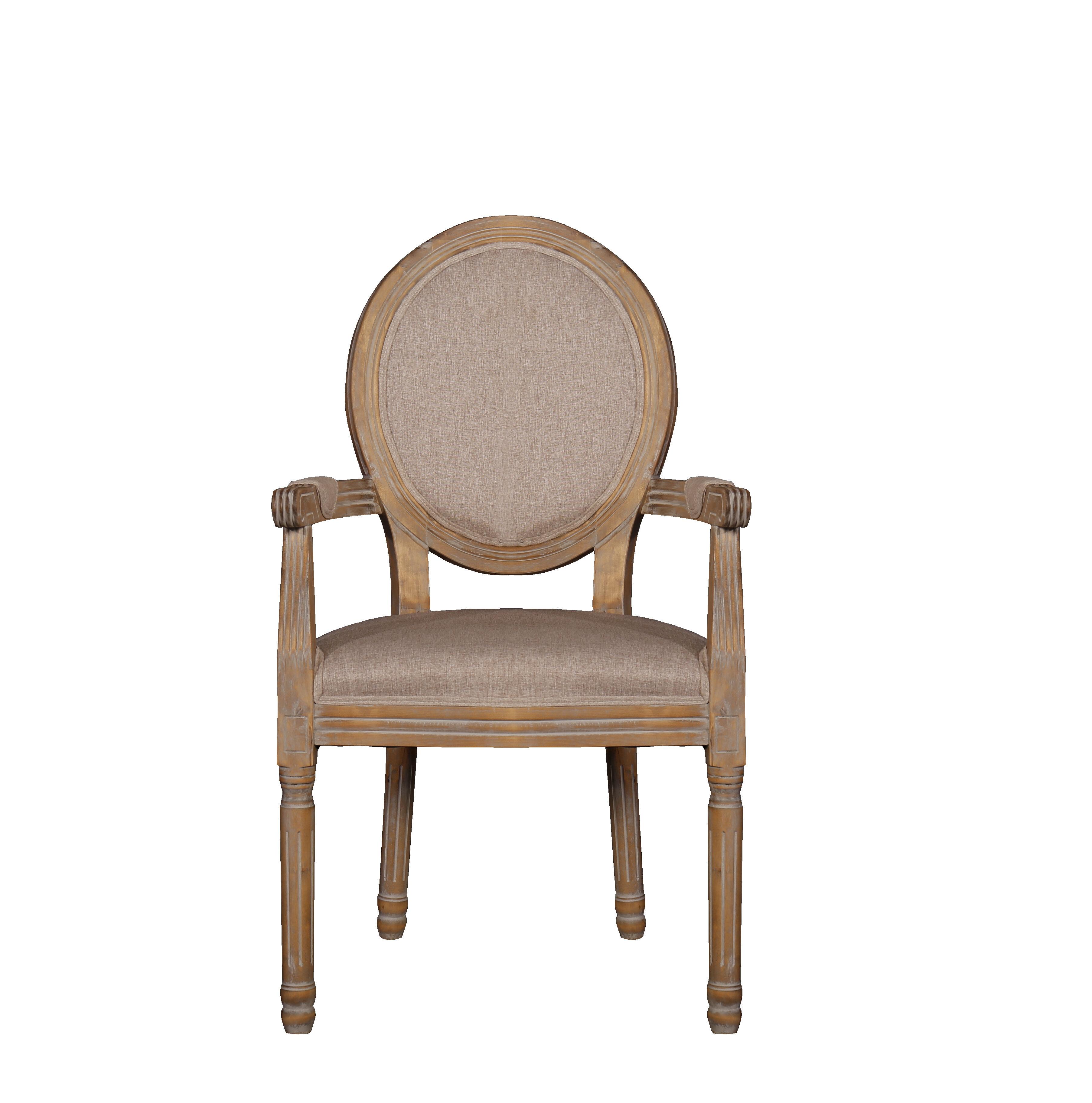 Jaelanie distressed room upholstered dining chair wayfair