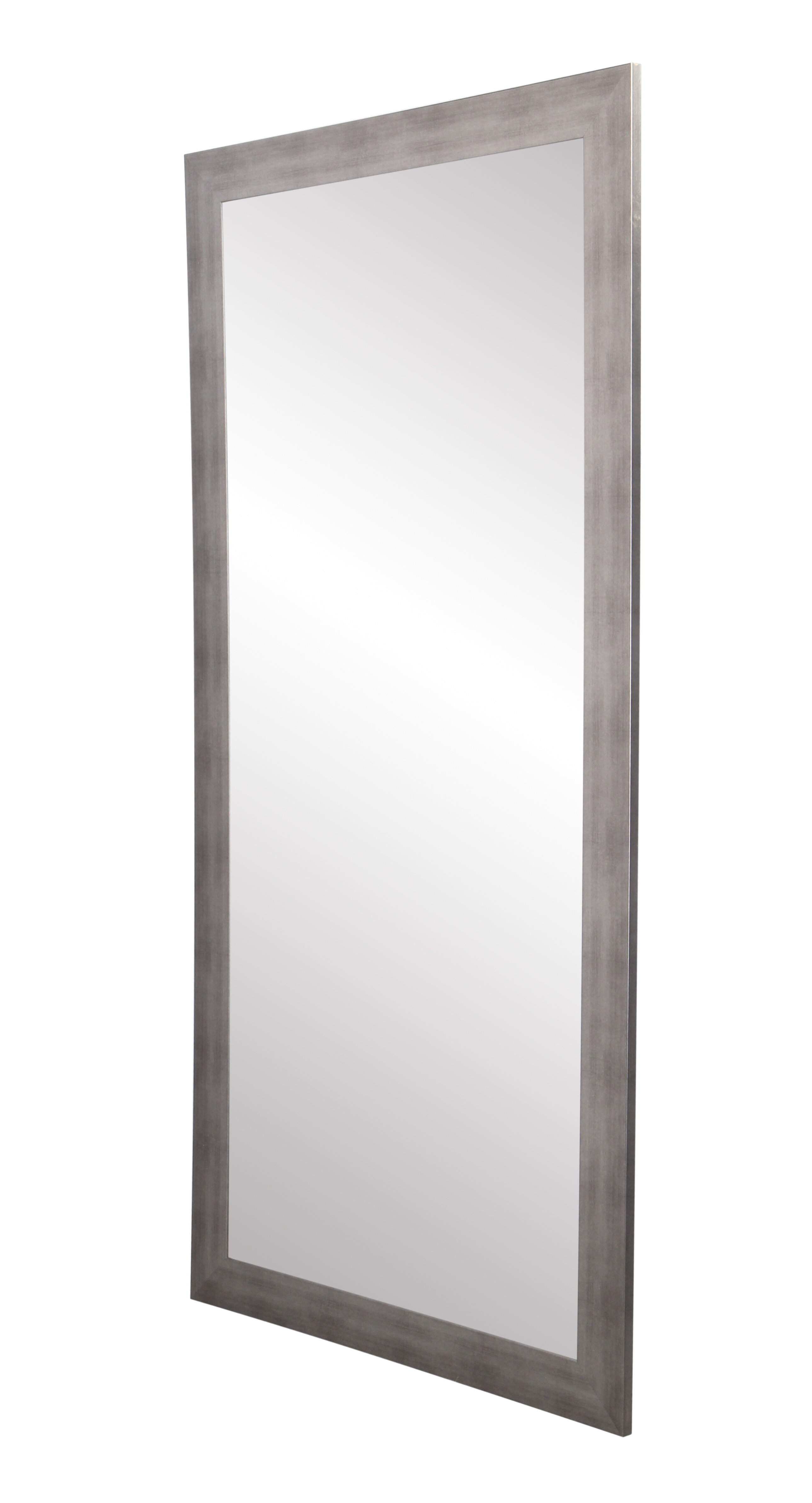 Rosecliff Heights Muted Cool Full Length Wall Mirror Wayfair