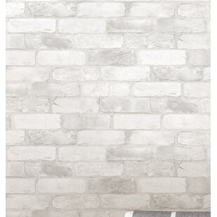 Faux Brick Wall Peel And Stick Wayfair