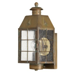 Comparison Nantucket Outdoor Sconce By Hinkley Lighting