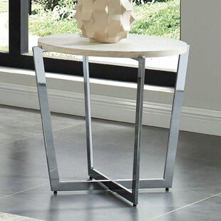 Reach End Table by Orren Ellis