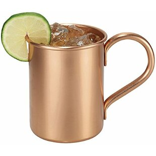 Classic 16 oz. Barrel Moscow Mule Mug (Set of 4)