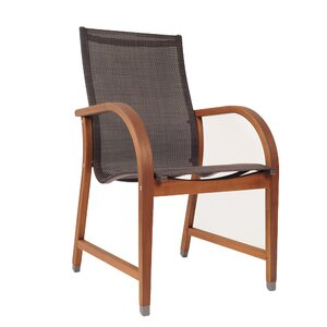 Hillsford Stacking Patio Dining Chair (Set of 4)