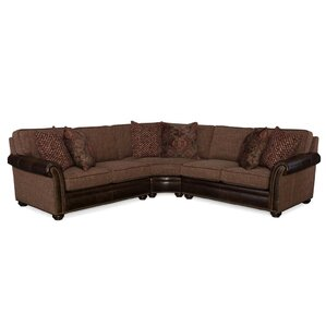 Lawson Sectional by Bradington-Young