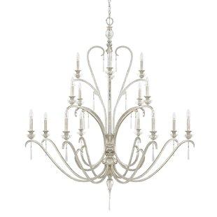 McCarey 16-Light Chandelier by House of Hampton