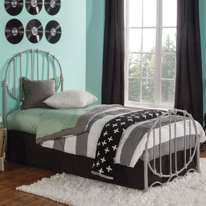 Kids Bedroom Headboard metal kids' headboards you'll love | wayfair