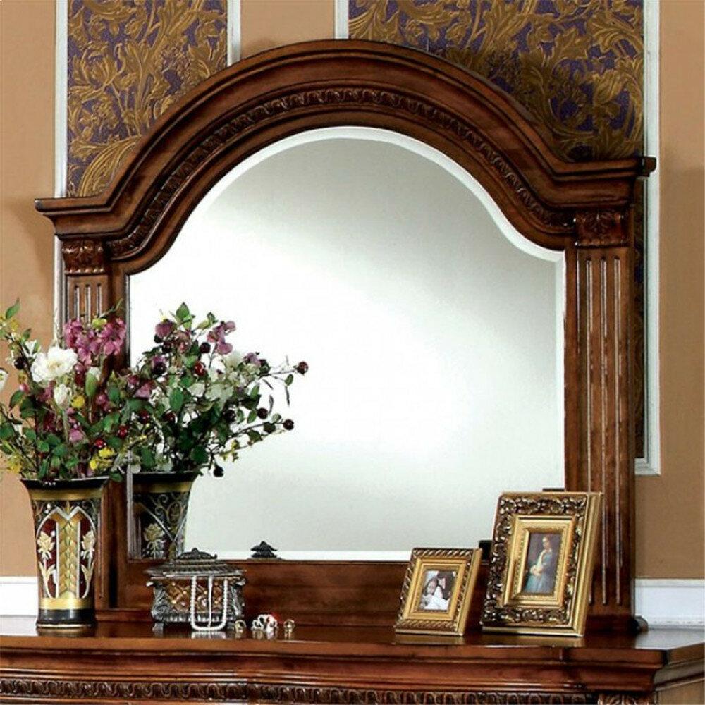 Astoria Grand Goulet Arched Dresser Mirror Wayfair