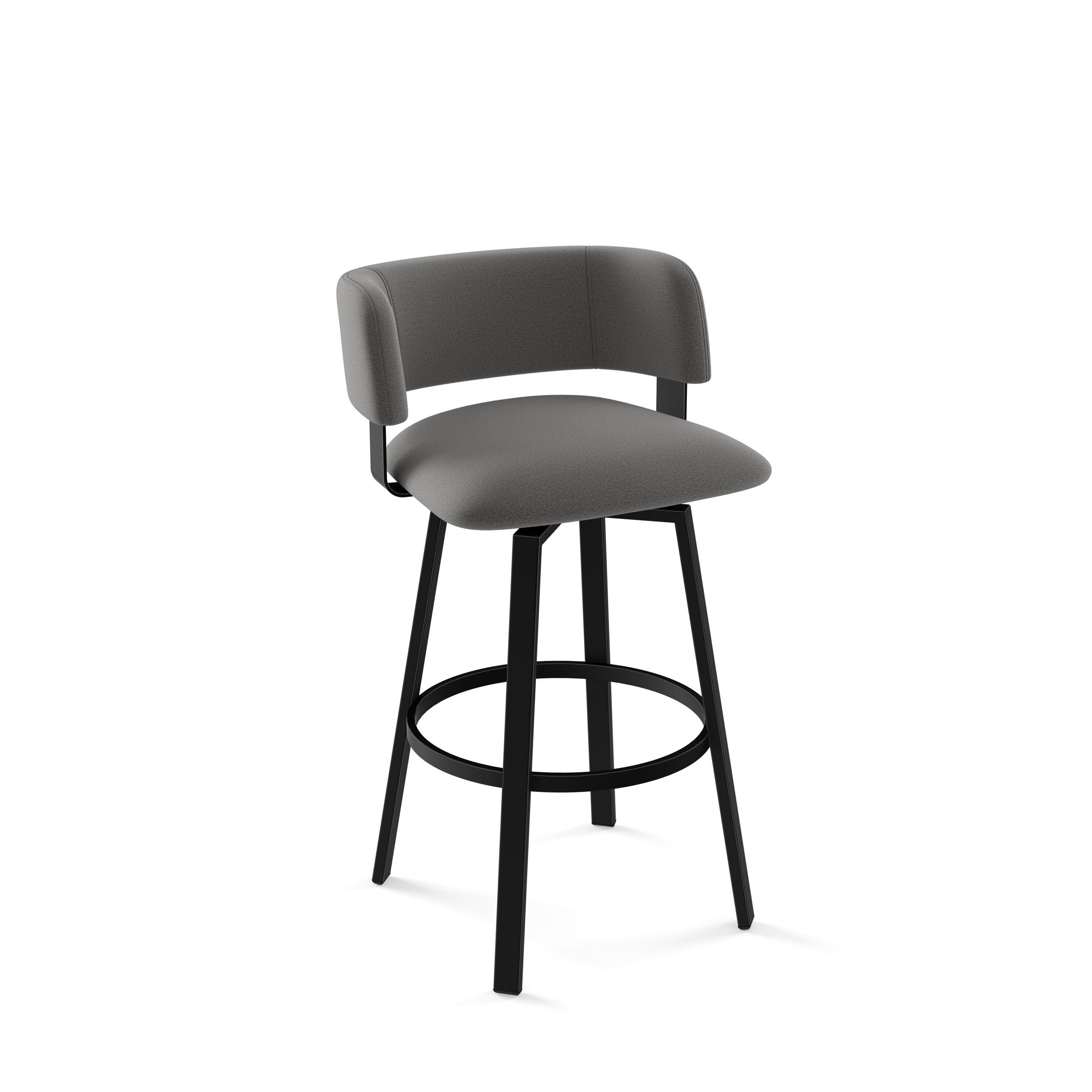 p stool backrest stools black swivel with owen counter bar v or back