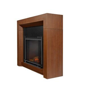 Hughes Electric Fireplace by R..