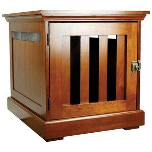 TownHaus Premium Wooden Pet Crate