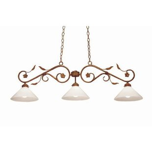 2nd Ave Design Bordeaux 3-Light Pendant