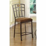 Hileman 29 Bar Stool (Set of 2) by Foundry Select
