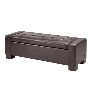 Valerie Upholstered Storage Bench
