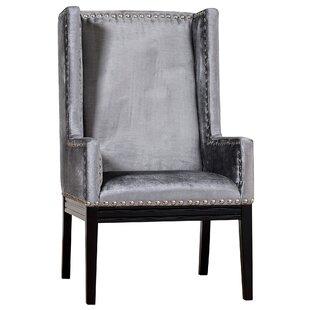 Stocksbridge Wingback Chair by..