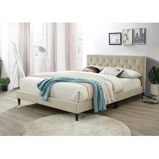 Mertie Upholstered Platform Bed By August Grove
