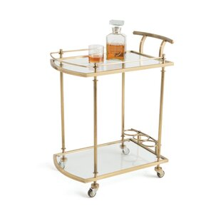 Christiana Bar Cart by Willa Arlo Interiors