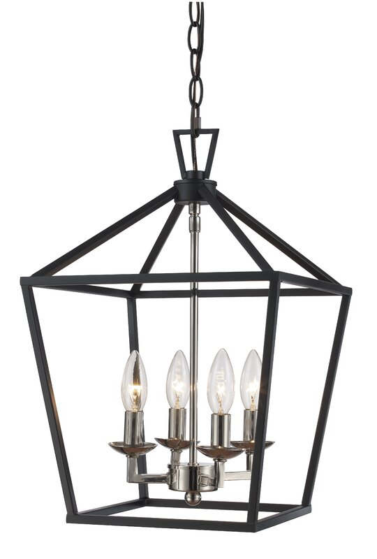 5 glass fixer upper lighting