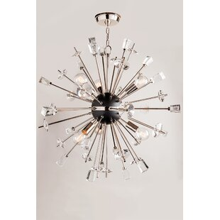 Bungalow Rose Westward 6-Light Sputnik